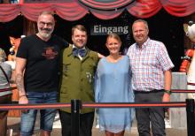 Peter König sponsert künftiges Prinzenpaar
