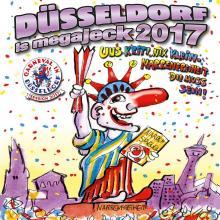 Düsseldorf is megajeck 2017