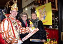 Prinzenpaar-Killepitsch wird auch in Köln verkauft