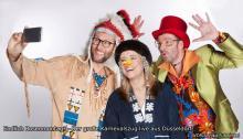 Endlich Rosenmontag! – Der große Karnevalszug live aus Düsseldorf im WDR Fernsehen