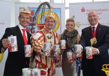 """Sammeldosen-Akion: 1 Euro für den """"Zoch"""""""