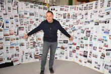 Düsseldorfer Mottowagen in 76 Ländern publiziert