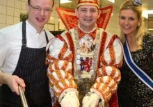 Prinzenpaar-Leibgerichte im Breidenbacher Hof