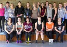 Premiere: Workshop für Tanztrainerinnen